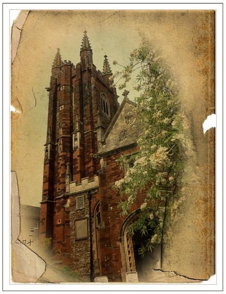 Totnes Church by Bonvilston