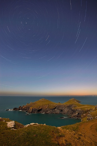 Rumps Startrail by mattw