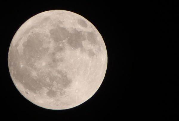 the moon by bertie1983