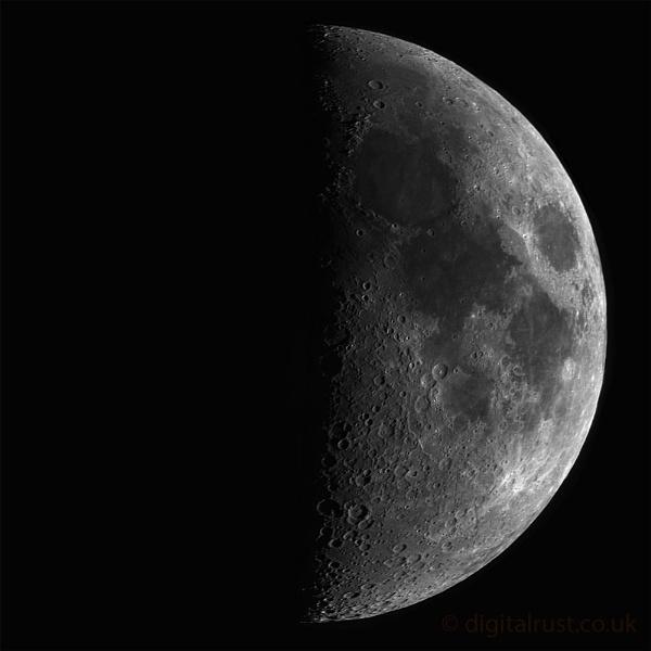 Lunar mosaic by chedd
