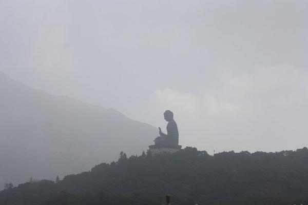 Big Buddha by ukgubbi