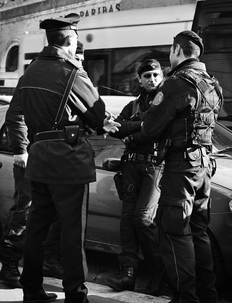 Polizia. by danfrier
