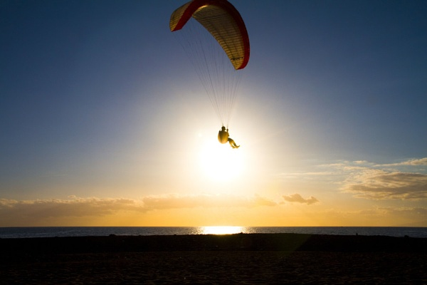 Catching the Sun by PieterDePauw