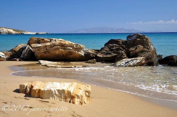 Rocky Beach by janenewhitty