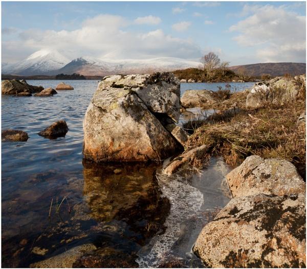 Ice Bubbles... by Scottishlandscapes