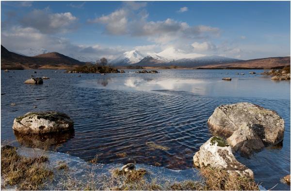 Winter\'s Sparkle... by Scottishlandscapes