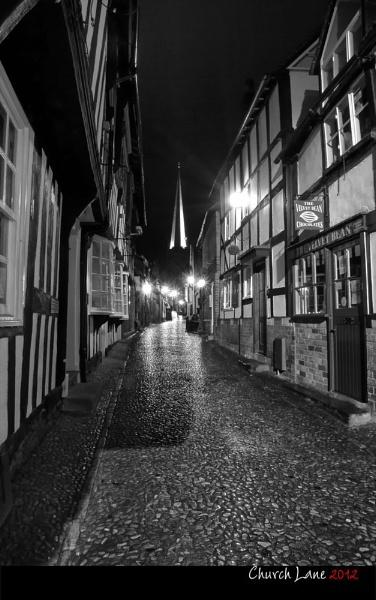 Church Lane by charlotte