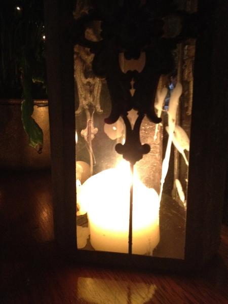 Candlelit Restaurant by cbegg
