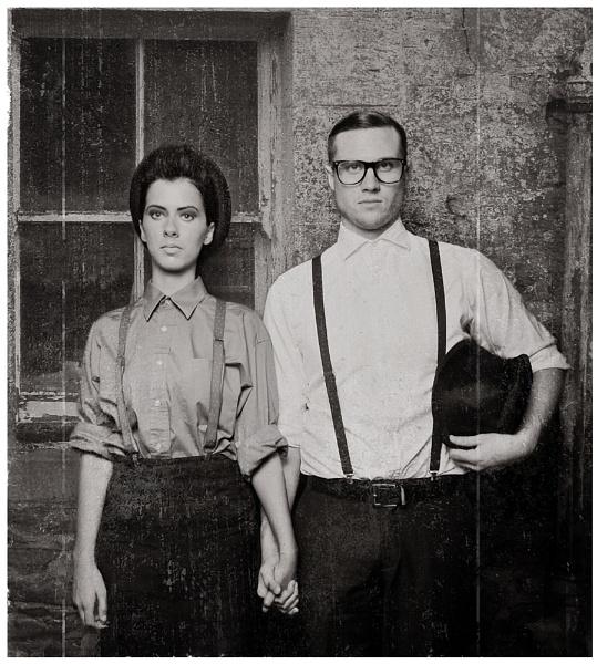 Adam & Jenny - discovered by kitsch