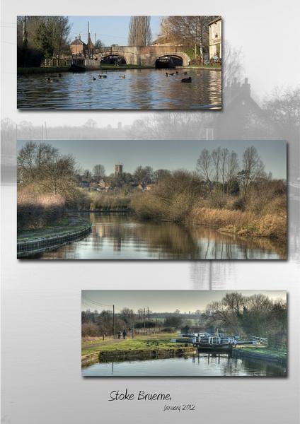 Stoke Bruerne by mark2uk