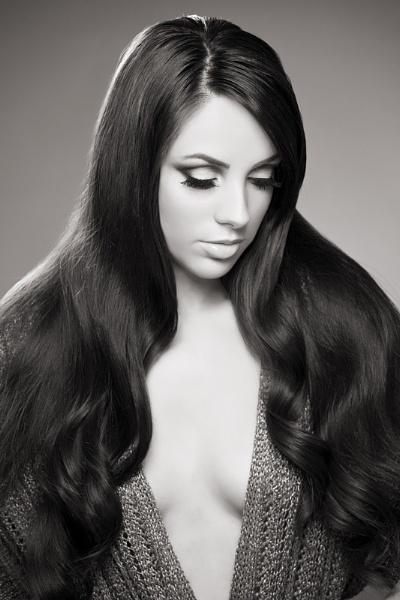 Irina, beauty portrait by scata