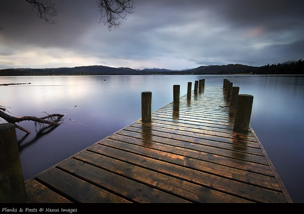 Planks & Posts by NexusImages