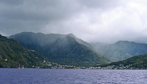 Island Morning by wsteffey