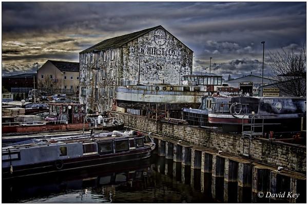 Riverside by woodyp