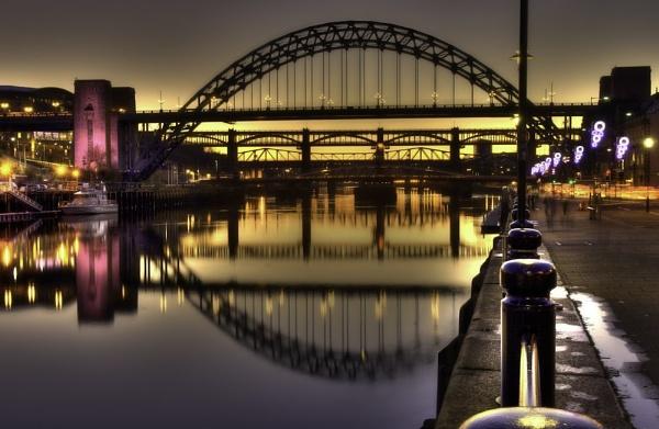 Tyne Bridge. by lynks