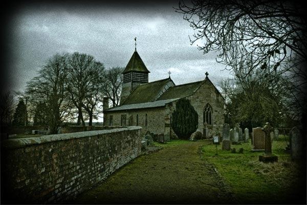 Village Church by Frase