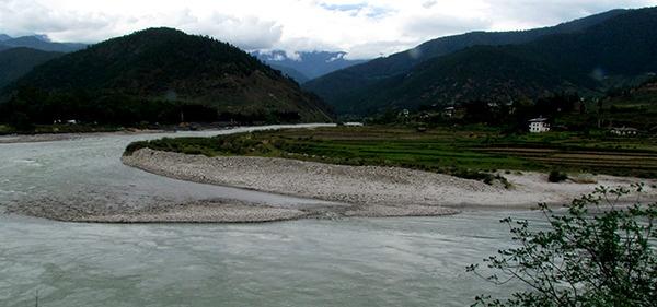 Paro valley by debu