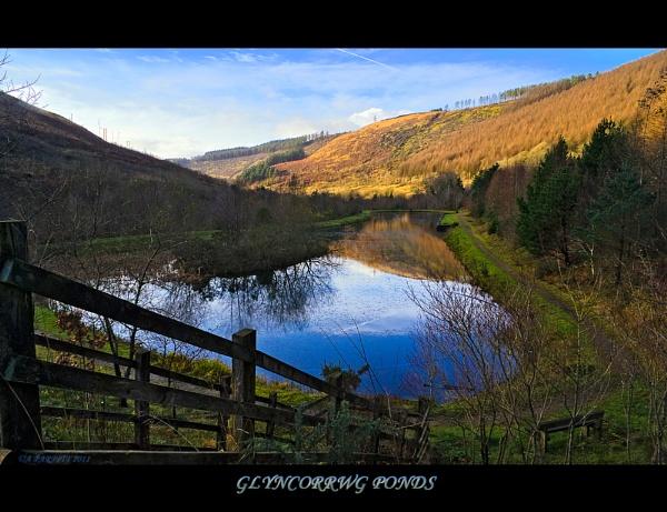 Glyncorrwg ponds by zapar40