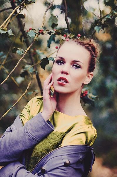 Winter portrait by lisalobanova