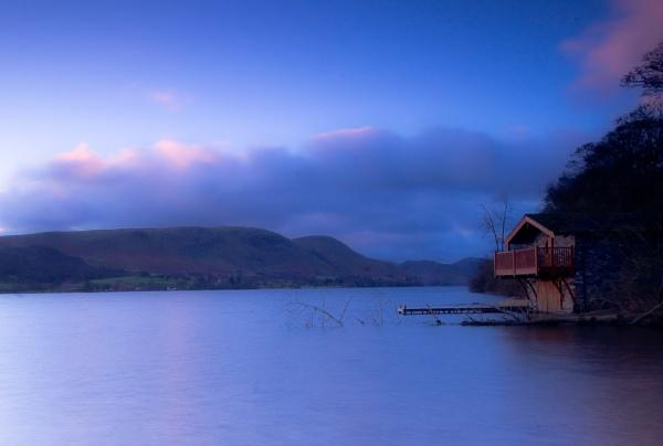 the boathouse, Ullswater by aspectphotographyNE