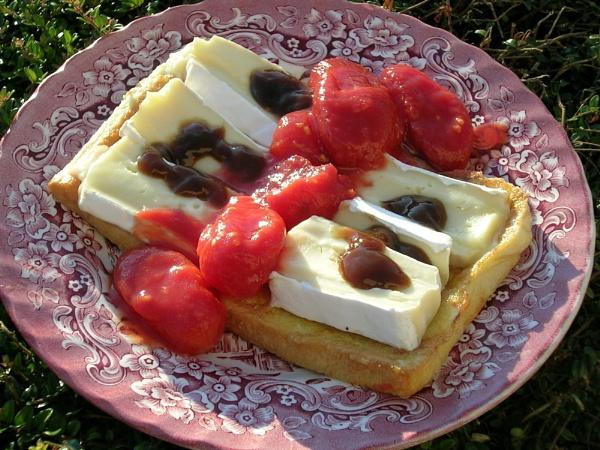Vegetarian Breakfast by cageymac