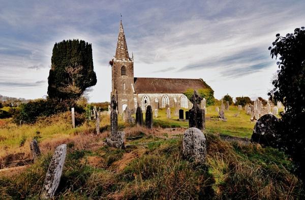 disused  church by teramai