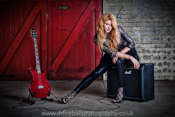 Lauren by drfireball