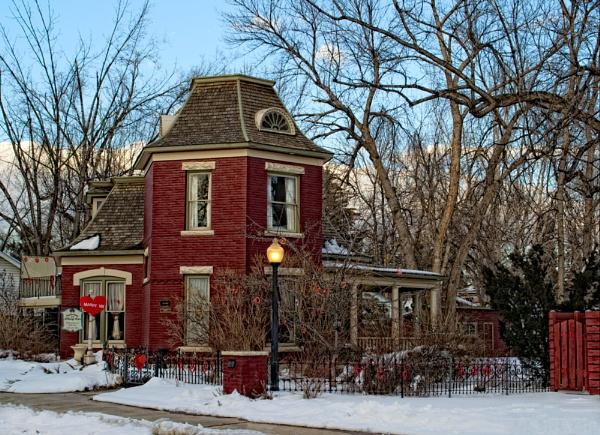 The McCreery House by enricopardo