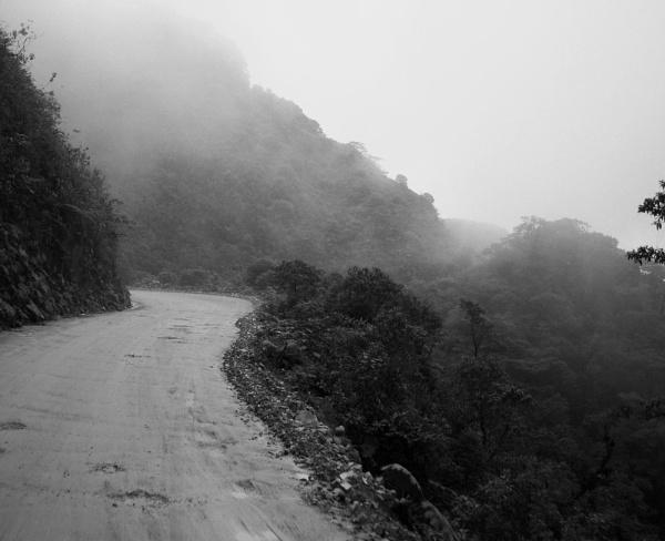 Misty trip by jadaszek