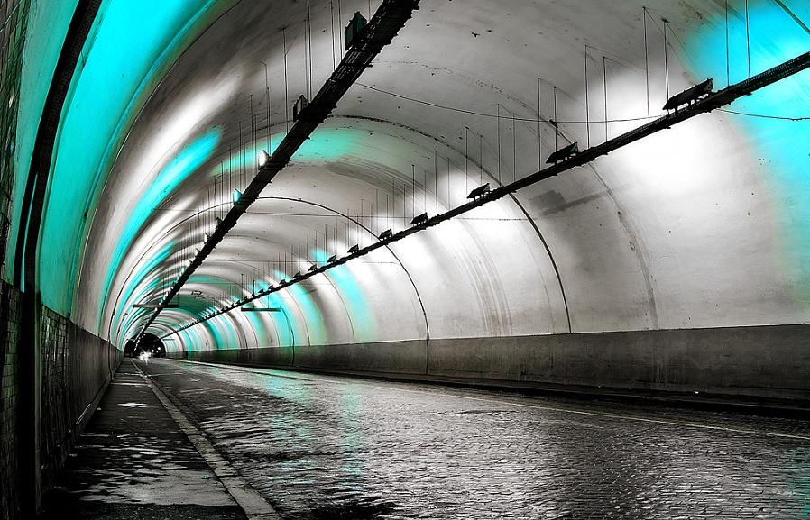 Tunnel a Roma