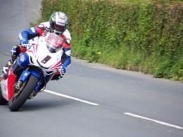 John Mcguiness Isle of Man TT 2011