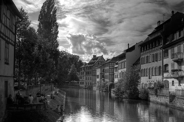 Petite France, Strasbourg by CarolAnnPhotos