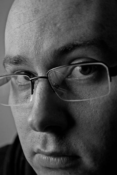 Self Portrait by marklewis81