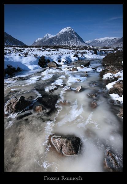 Frozen Rannoch by AngieLatham