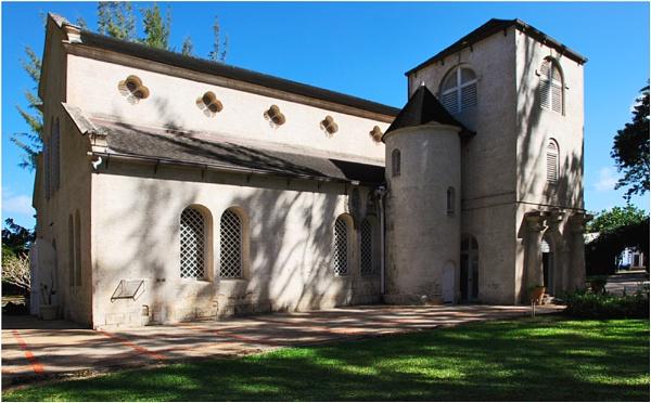 St James Parish Church by kinfatric