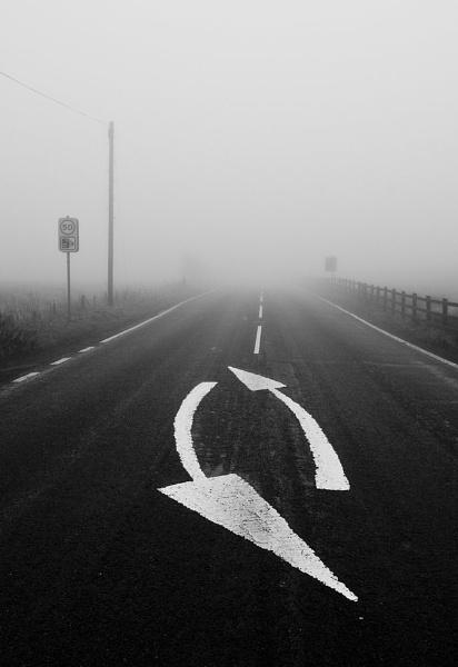Road markings by Nick_Hilton
