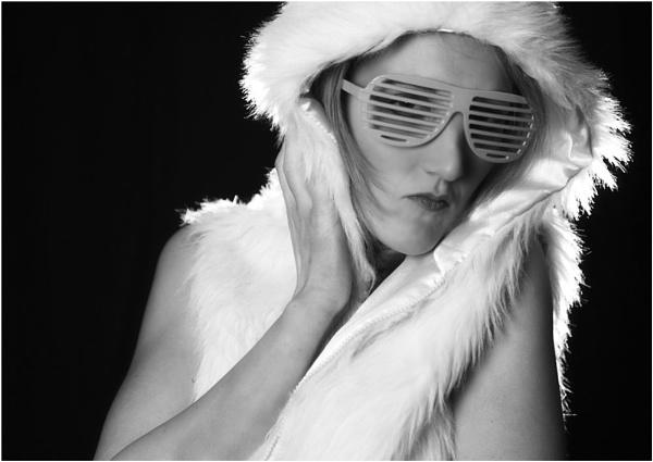 Model shoot by chrispo