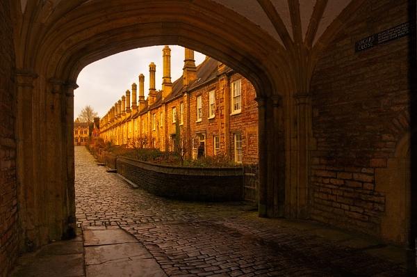 Vicars Close by BillyGoatGruff