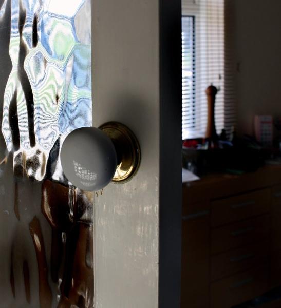 The door knob by helenlinda