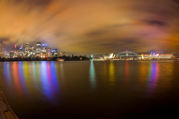 Sydney Fisheye by jcamper