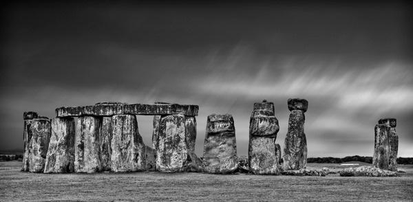 Stonehenge by Bokkie