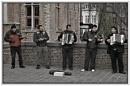 Bruges Street Musicians by fentiger