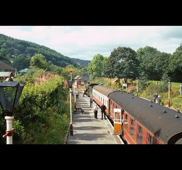 Llangollen Railway by Rob66