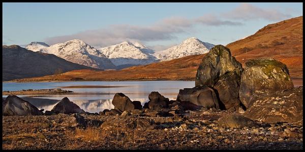 Loch Arklet Sunrise by Pricegrah