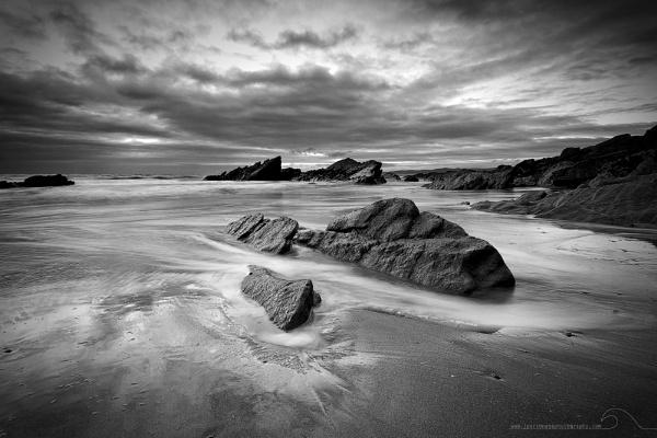 Coastal Contrast by JAParsonage