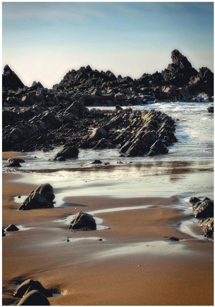 Primeval Shore by marktc