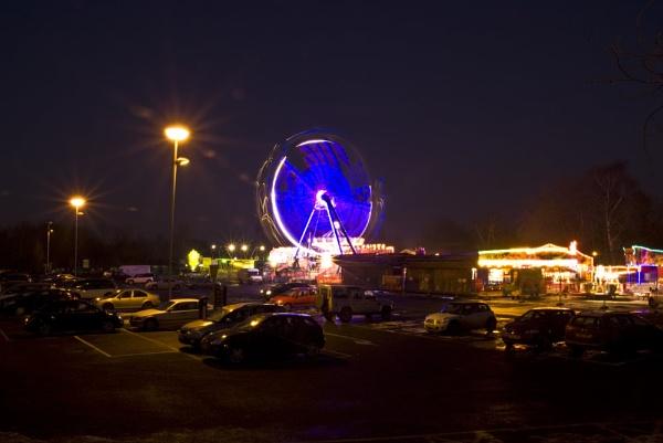 Fun Fair by jimhellier