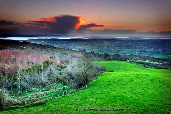 Shannon Estuary. Limerick, Ireland, by irishdomo1