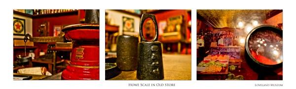 Howe Scale in Old Store by enricopardo