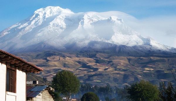 Chimborazo by jadaszek